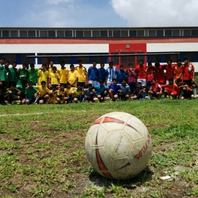 Interhouse Football Match
