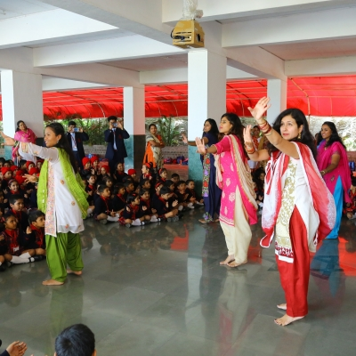 Children's Day celebration